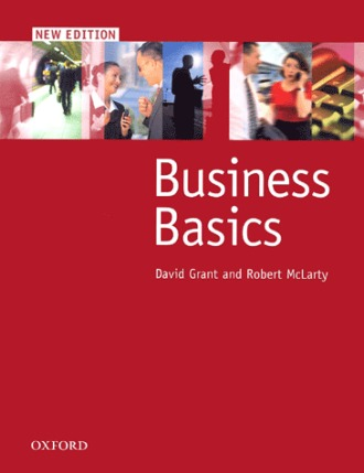 Business Basics Student`s book new edition