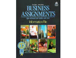 Business Assignments  (Information File)  OUP