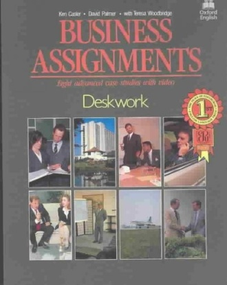 Business Assignments  (Deskwork) OUP