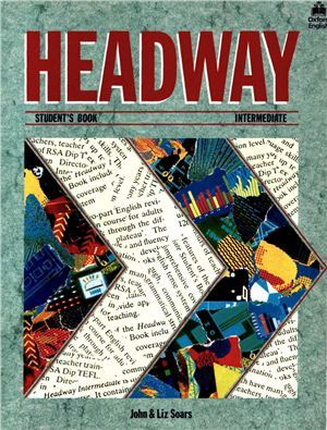 Headway Intermediate Student`s book